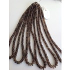 ANDALUSITE PLAIN BEADS