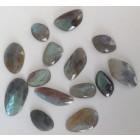 LABRADORITE FANCY CUT STONE